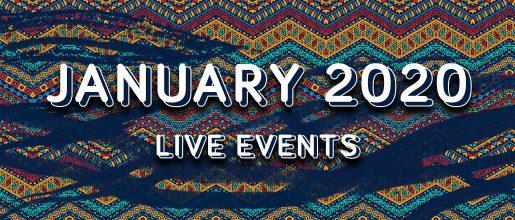 Viola - January Live Events